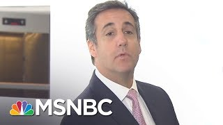 Robert Mueller Probing Trump Lawyer Michael Cohen's Role In Trump Deals | The Last Word | MSNBC