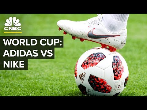 The 2018 FIFA World Cup: Nike And Adidas Face Off