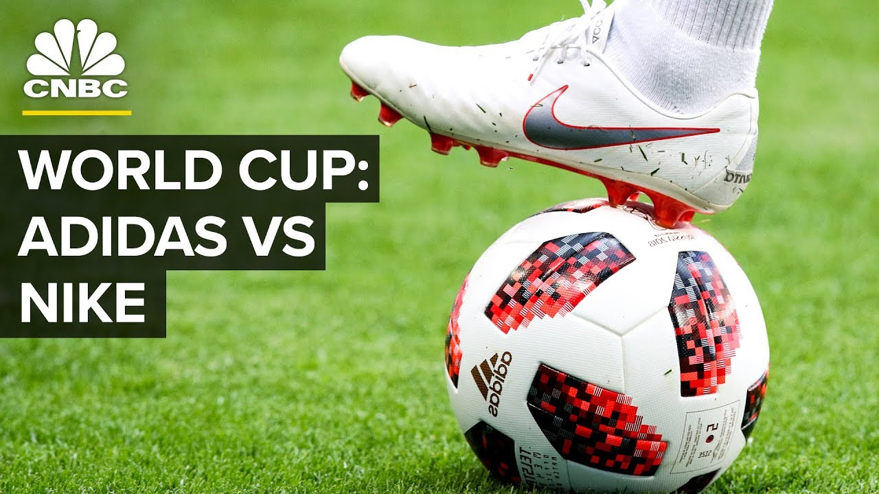 Motel material Pantano  The 2018 FIFA World Cup: Nike And Adidas Face Off - YouTube