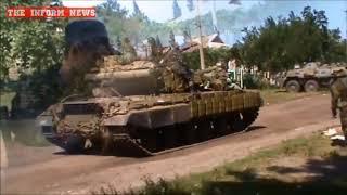 Спасибо ребята Ополченцам ДНР и ЛНР