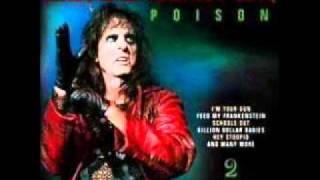 Alice Cooper - Poison piano