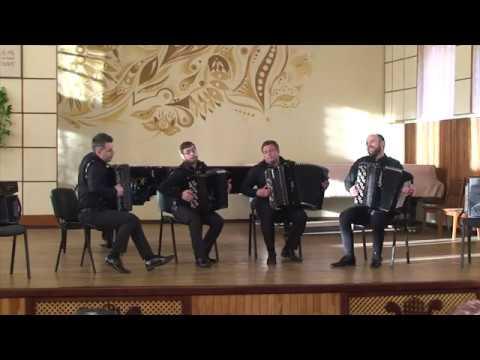 КВАРТЕТ БАЯНИСТОВ, AKKO Quartet FULL CONCERT 2019 АККО квартет Концерт Шостка