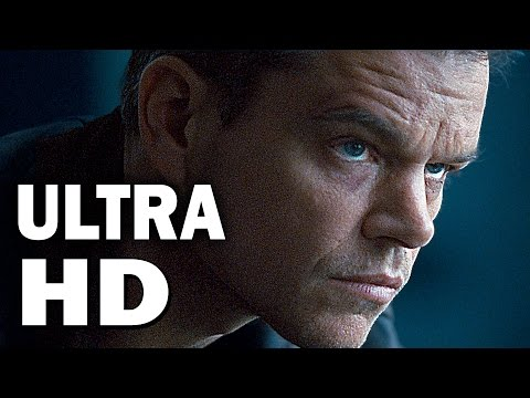 JASON BOURNE 5 Official Trailer (Matt Damon ACTION Thriller - 2016)