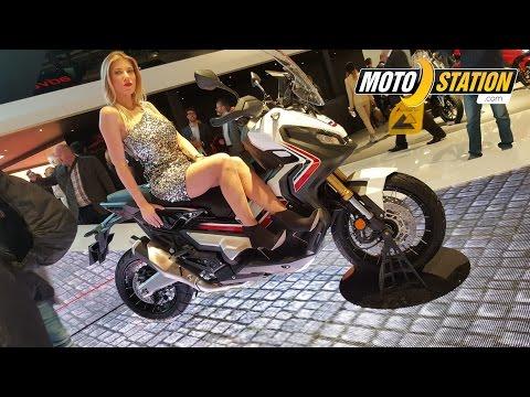 Eicma 2016 : Honda X-ADV, le scooter Crossover