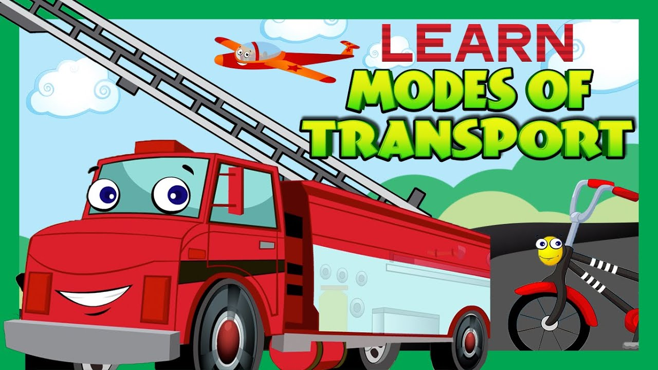 Learn Modes Of Transport