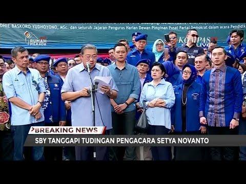 SBY Bantah Beri Perintah Hentikan e-KTP