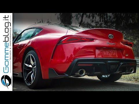 2020 Toyota Supra - INTERIOR and DESIGN
