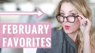February Favorites 2018