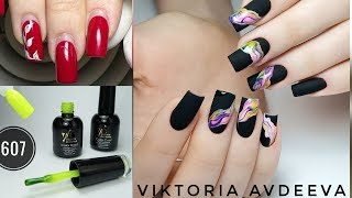 Very Simple and Trendy Nail Design 2019 / Victoria Avdeeva