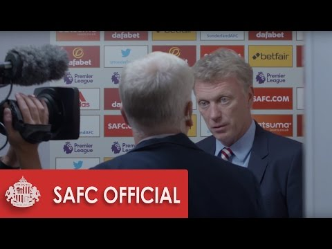 Behind The Scenes: SAFC v Crystal Palace