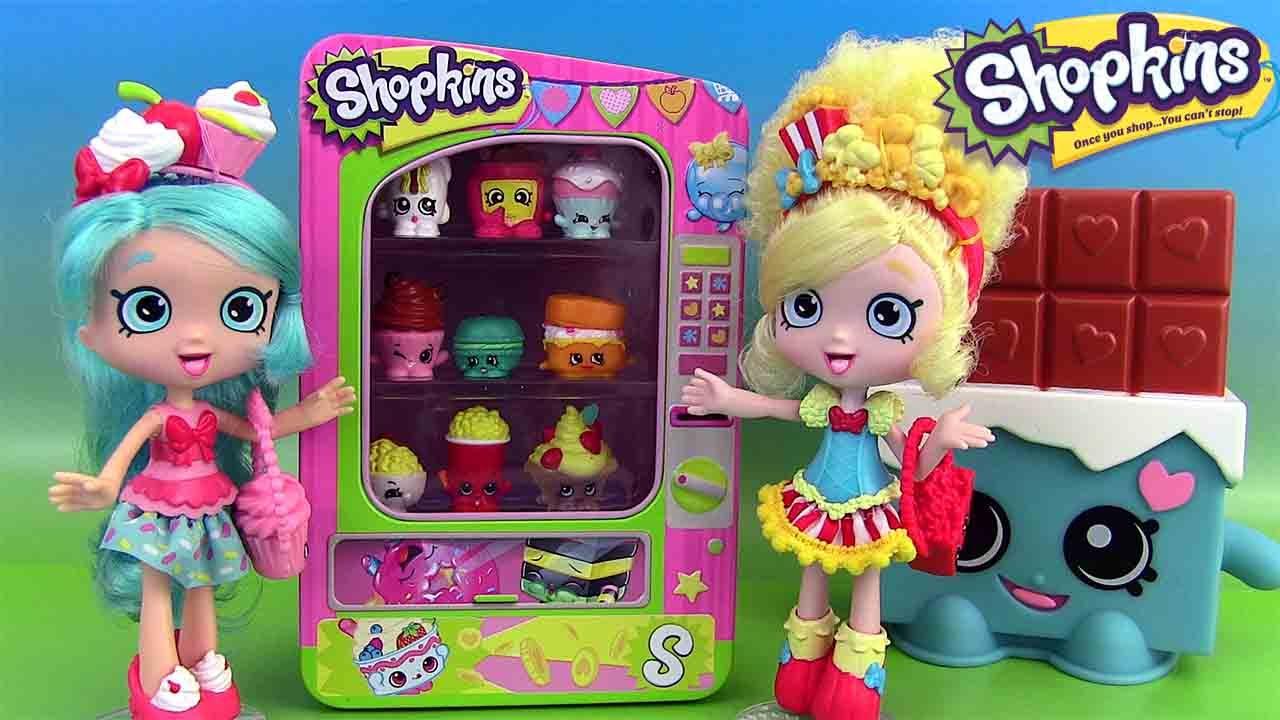 Shopkins Poup 233 E Popette Distributeur De Shopkins Saison 3