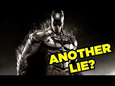 """Batman: Arkham Crisis """"LEAKED"""" - Another Lie You Shouldn't Believe?"""