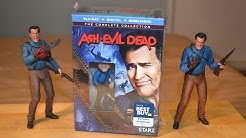 Best Buy Exclusive ASH vs EVIL DEAD BLU-RAY COLLECTION w/ BOBBLEHEAD! Season 1, 2, and 3