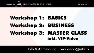 MKC Workshop 2020 TEASER 3 - Der Trainer