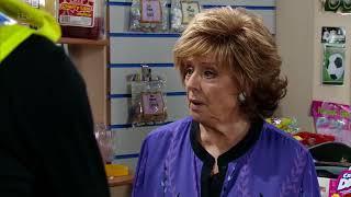 The Police Inspect Rita's Burgled Shop - Coronation Street