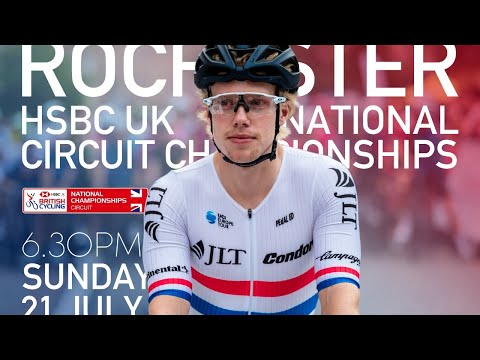 Men's Race - 2019 HSBC UK | National Circuit Championships