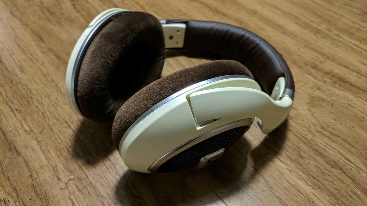 Sennheiser HD 599 Review - The Audiophile Gateway Drug