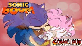 Sonic Boom Truth Or Dare - Sonic Comic Dub