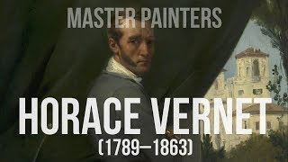 Horace Vernet (1789–1863) A collection of paintings 4K