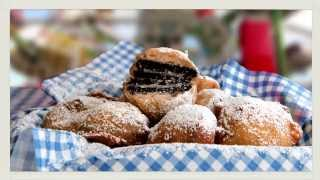 Fair Food - How To Make Deep-fried Oreos