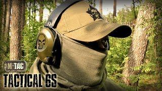 Активные стрелковые Наушники 6S М-ТАС