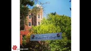 Back to School: Move-in Day at Wellesley College