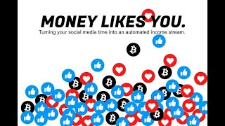 Money Likes You - Introduction to turning your social media time into an automated income stream.