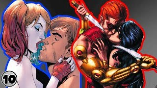 Top 10 Superhero Supervillain Couples You Won't Believe Exist - Part 4