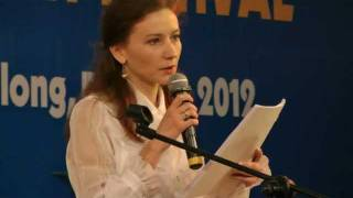 Anna Retejum - Poetry reading evening