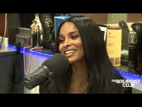 Ciara Interview With The Breakfast Club! Break Up With Future, Being A Mother, Beef With Rihanna? &