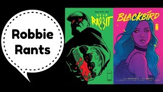 Weekly Comic Book Review 10/03/18 - Robbie Rants #231