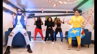 CONFINEMENT Carine MOKONZI Feat  Clark DONOVAN Official video  2020
