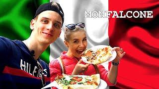 Италия. Монфальконе. Что посмотреть? Итальянская пицца.