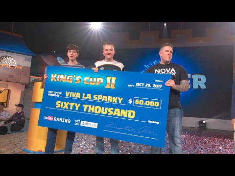 King's Cup 2 - $200,000 Clash Royale Torneio – Dia 2