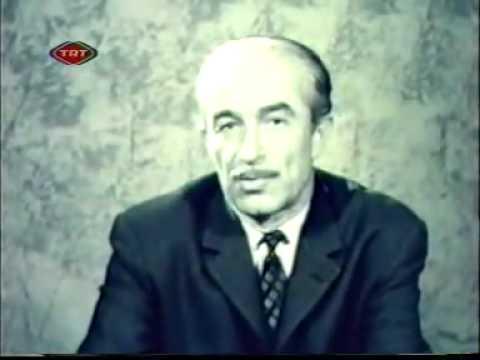 Orhan Kemal Sait Faik'i Anlatiyor