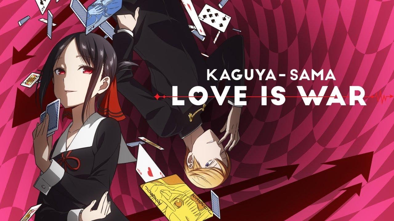 Kaguya-sama: Love is War OP Full - Love Dramatic / Masayuki Suzuki [Eng Sub]