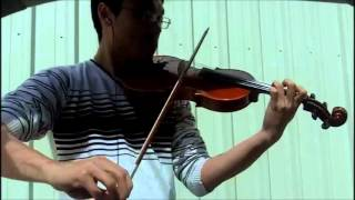 Trinity TCL Violin 2016-2019 Grade 2 B5 Trory Mays The Kalypso Kid Performance
