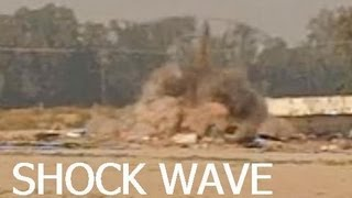 Explosion SHOCK WAVES and Blast Injuries