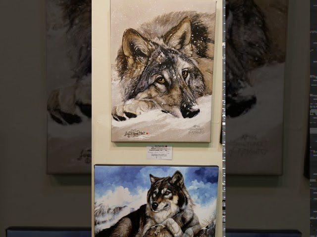 June Payne Hart: Wildlife Artist