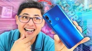Huawei Y9 Prime 2019 - SELFIE POP UP! SERÁ UM BOM CUSTO-BENEFÍCIO? Unboxing e Impressões