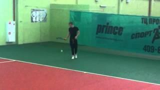 KReeD - Занятие теннисом