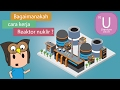 Bagaimana cara kerja reaktor nuklir