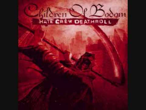 Chilren of bodom - Silent scream (slayer cover)