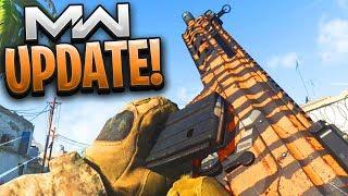 FINALLY..The New Modern Warfare Update (1.09)