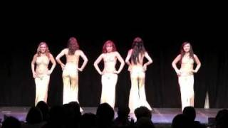 The Bellyrinas ® Belly Dance Troupe - Gold Butt'ns TM Thumbnail