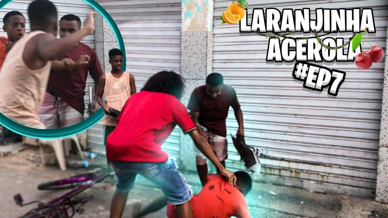 LARANJINHA E ACEROLA 2020 - BRIGA NO FESTIVAL DE PIPA TEVE TRETA 😰 (FILME REAL) #ep.7