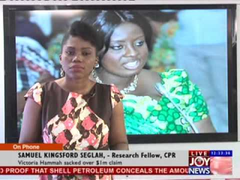 JOY NEWS TODAY (8-11-13)