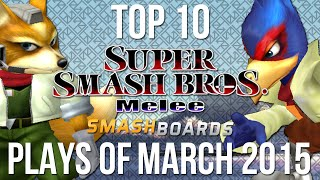 Super Smash Bros Melee Top 10 Plays of March 2015