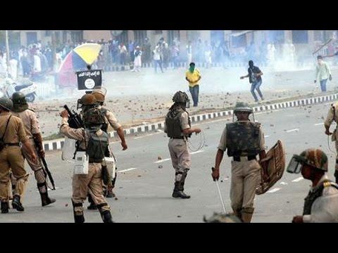 Clashes mar Eid celebrations in Kashmir : Newspoint TV