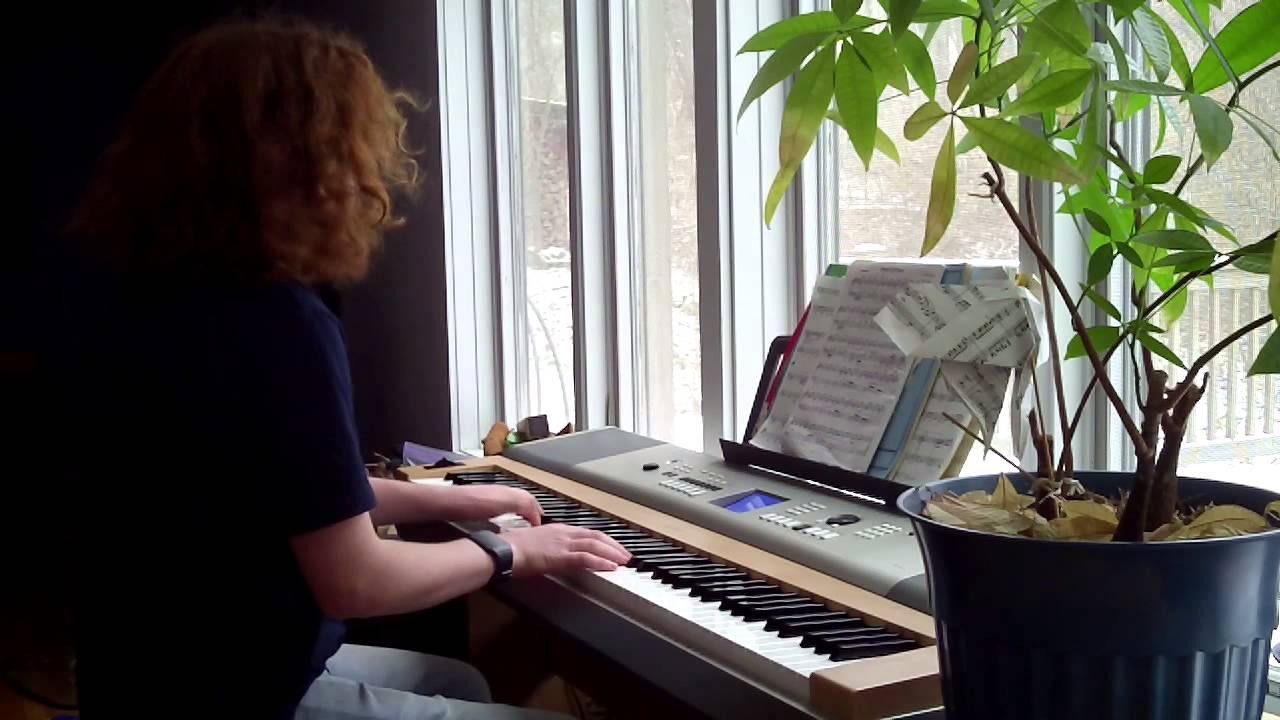 White Rose - Piano - YouTube